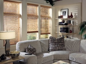 Hardwood Blinds